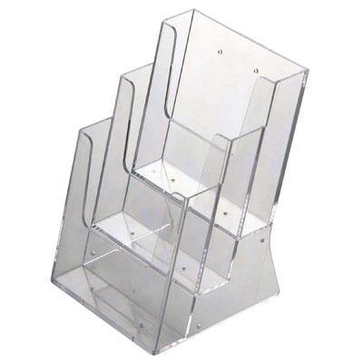 Настольный держатель для пластиковых карманов